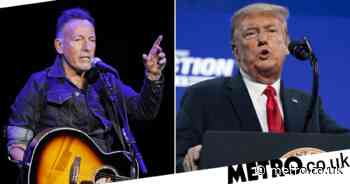 Bruce Springsteen brands Trump a 'threat to democracy' - Metro.co.uk
