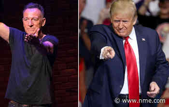 "Bruce Springsteen on Donald Trump: ""He is a threat to our democracy"" - NME"
