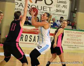 A2 femminile: la PF Umbertide saluta Laura Gelfusa - Basket World Life