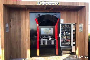 Eerste West-Vlaamse pizza-automaat meteen groot succes