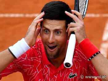 Die irre Welt des Novak Djokovic - VOL.AT - Vorarlberg Online