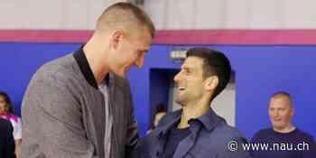Novak Djokovic: Auch NBA-Star Nikola Jokic mit Coronavirus infiziert - Nau.ch