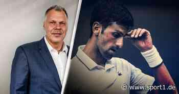 Novak Djokovic ignoriert Corona-Warnungen, Verhalten eine Schande - SPORT1-Kommentar - SPORT1