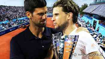 Superstar Novak Djokovic mit positivem Corona-Test - Krone.at