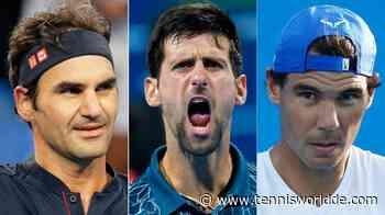 """Novak Djokovic: """"Ich schaue immer die Spiele von Roger Federer und Rafael Nadal"""" - Tennis World DE"""