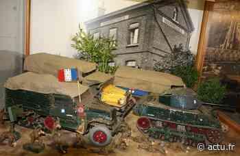 À Wambrechies, le musée de la poupée et du jouet ancien rouvre ses portes - actu.fr