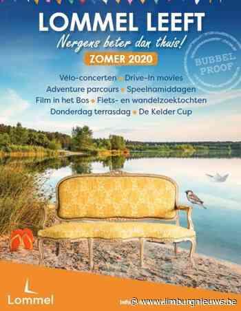 Lommel: Gevarieerd, origineel en coronaproof zomeraanbod (24 juni 2020) - Limburgnieuws.be