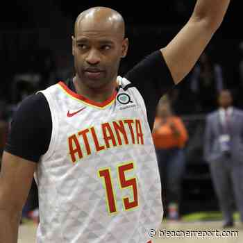 Vince Carter Confirms NBA Retirement After 22-Year Career: 'I'm Officially Done'