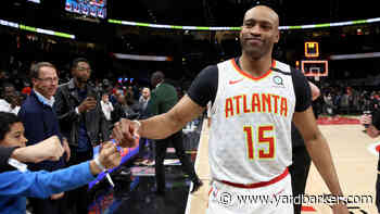 Vince Carter officially announces retirement after 22 seasons