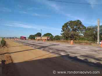 ARIQUEMES: Obras de recuperação da BR-364 são retomadas após interlocução de Confúcio Moura - Rondoniaovivo