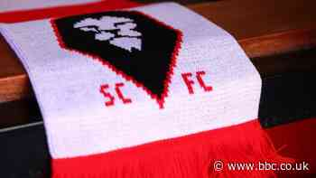 Salford City: League Two club choose to scrap Under-18 team - BBC Sport