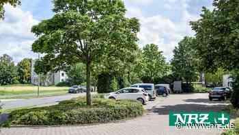 Neue Polizeiwache Voerde: Öffentliche Parkplätze fallen weg - NRZ
