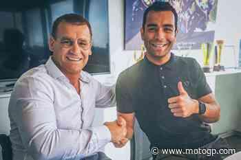 Petrucci si unisce al Red Bull KTM Tech3 nel 2021