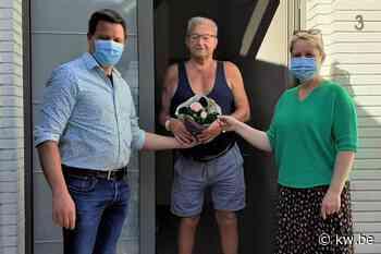 Gemeente Wingene zet mantelzorgers in de bloemetjes en belooft hogere premie