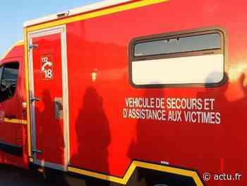 Accident à Bouaye : percuté par une voiture électrique, un cycliste de 82 ans blessé - actu.fr