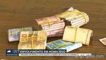 Vereador preso é temido em Mateus Leme, diz delegada; polícia investiga ligação com tráfico - G1