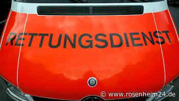 Stephanskirchen: Radfahrerin verletzt sich bei Sturz wegen Schulterblick - rosenheim24.de