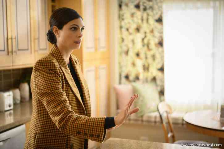 'As I Was Doing It, I Realized How Iconic That World Is': Morena Baccarin On CBS All Access's 'The Twilight Zone'
