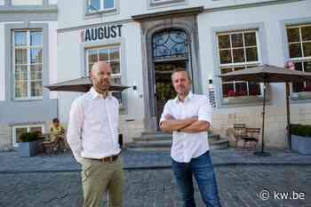 Nieuw Brugs Hotel August in volle coronacrisis officieel geopend