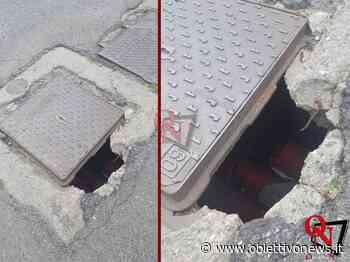 RIVAROLO CANAVESE – Vallesusa: la strada, abbandonata a sè stessa, è sempre peggio (FOTO E VIDEO) - ObiettivoNews