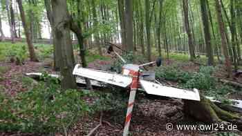 Blomberg: Leiche nach Flugzeugabsturz obduziert – Ergebnis ist eindeutig - owl24.de