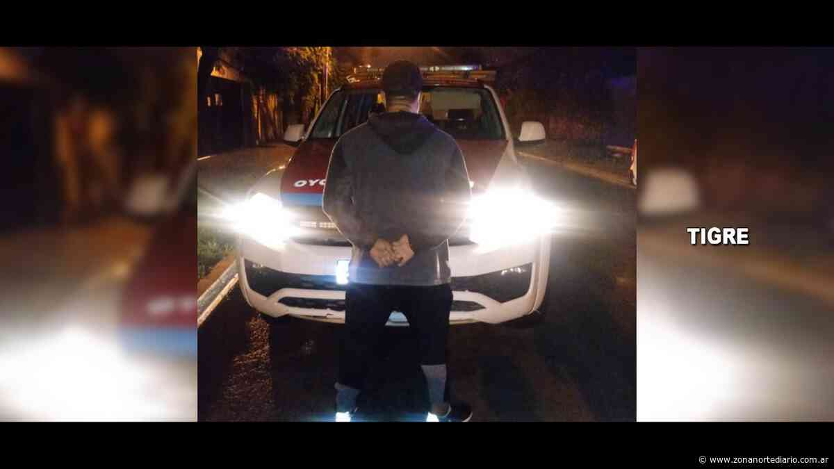 Don Torcuato: Robó y huyó en bicicleta: las cámaras del COT no lo dejaron escapar - Zona Norte Diario OnLine