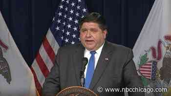 WATCH LIVE: Pritzker to Give Coronavirus Update Ahead of Illinois Entering Phase 4