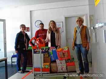 Albbruck: Spende für den Tafelladen | SÜDKURIER Online - SÜDKURIER Online