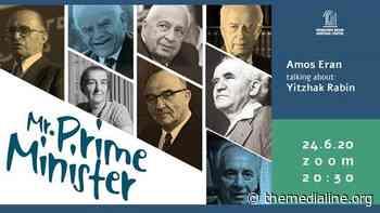 Amos Eran on Yitzhak Rabin - The Media Line