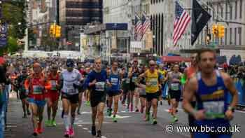 New York City and Berlin marathons cancelled because of coronavirus pandemic