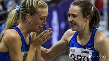 Laura Muir: Scot was 'guinea pig' for training colleague Jemma Reekie