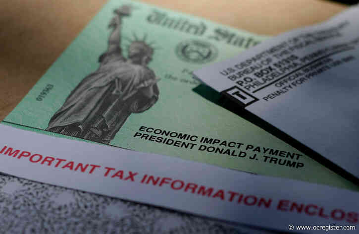 IRS sent $1.4 billion in stimulus checks to dead people, audit finds