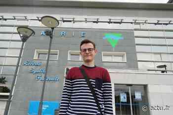 À 18 ans, Baptiste Godefroy est conseiller municipal à Val-de-Reuil : « J'ai vu cette ville grandir avec moi » - Normandie Actu