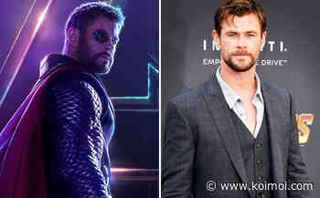 When Avengers: Endgame Actor Chris Hemsworth Almost LOST Thor Because Of THIS Bizarre Reason! - Koimoi