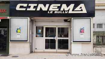La relance éco : Le cinéma de Sully-sur-Loire rouvre enfin ses portes - France Bleu