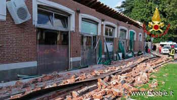 Albizzate, Lombardia. Crolla tetto industriale, tra le vittime due bambini - Booble Italia