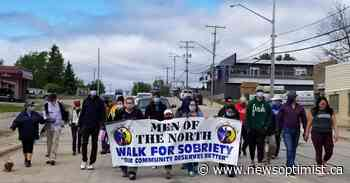 La Ronge - Walk for sobriety highlights paths to recovery - The Battlefords News-Optimist