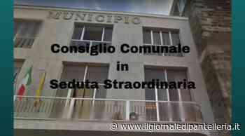 Pantelleria, domani seduta straordinaria del Consiglio Comunale - Il Giornale Di Pantelleria