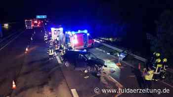 Unfall Langenselbold: Person in Fahrzeug eingeschlossen - Fuldaer Zeitung
