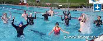 Dlrg-Jugend Schortens-Jever: Haie sind endlich wieder im Wasser - Nordwest-Zeitung