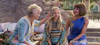 Mamma Mia!'s Amanda Seyfried doesn't think there will be a third movie - Yahoo! Voices