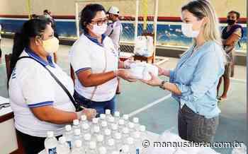 Assistência social de Manacapuru recebe reforço do Governo do AM - Manaus Alerta