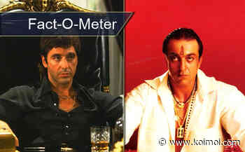 Fact-O-Meter: Did You Know? Scarface's Al Pacino Inspired Sanjay Dutt's Raghu In Vaastav - Koimoi