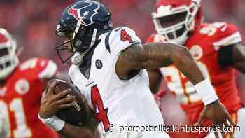 The Chris Simms top 40 NFL QB countdown, No. 4: Deshaun Watson