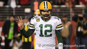 The Chris Simms top 40 NFL QB countdown, No. 3: Aaron Rodgers