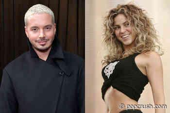 J Balvin 'Canceled' After Seemingly Shading Shakira