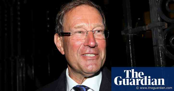 Richard Desmond: the former porn baron caught in a Tory scandal