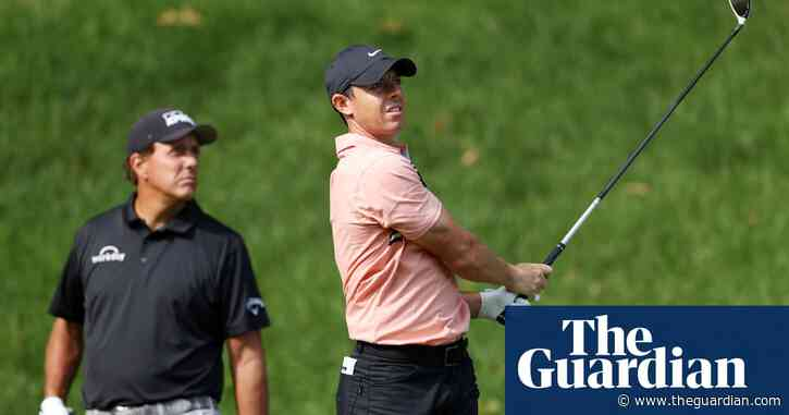 Rory McIlroy happy with start and praises PGA Tour's Covid-19 strategy