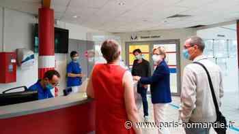 À Canteleu, le centre aquatique a rouvert au public - Paris-Normandie