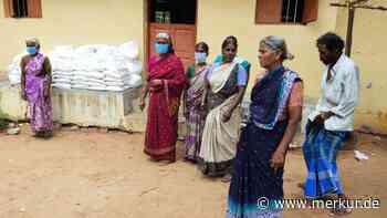 Für Familien in Südindien: 15 000 Euro Corona-Hilfe aus Aufkirchen - merkur.de